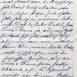 Joseph Spee - Briefe von der Front - vermisst in Maucourt, item 43