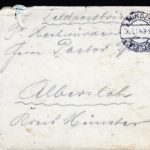 Joseph Spee - Briefe von der Front - vermisst in Maucourt, item 44