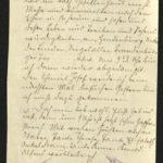 Sammlung von Briefen der Gebrüder Gierse aus Bödefeld bei Meschede, item 11