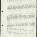 Sammlung von Briefen der Gebrüder Gierse aus Bödefeld bei Meschede, item 28