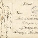 Feldpostkarten von Rudolf Kämmerer aus Norwegen, item 2
