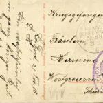 Feldpostkarten von Rudolf Kämmerer aus Norwegen, item 4