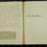 Kriegstagebuch mit handgefertigten Zeichnungen von Rudolf Kämmerer, SM Hilfskreuzer