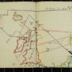 Kriegstagebuch mit handgefertigten Zeichnungen von Rudolf Kämmerer, SM Hilfskreuzer \\'Berlin\\'