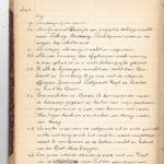 Dagboek Henk Jongschaap, item 13