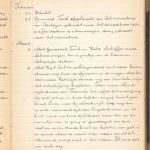Dagboek Henk Jongschaap, item 28