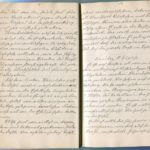 Kriegstagebuch von Martin Thielemann, item 6