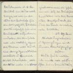 Kriegstagebücher von Eduard Scheer, item 60