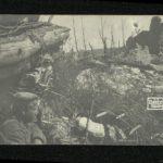 Fotografien vom Kriegsgeschehen von Eduard Scheer, item 186