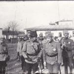 Fotografie rară cu Regele Ferdinand din Primul Razboi Mondial