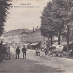carte 21 juin 1916- Bar le Duc