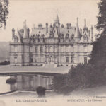 carte chateau de Boursault