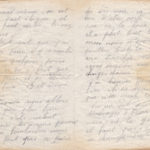 La guerre de 14-18 à travers les lettres de mon grand-oncle Jean-Pierre, item 37