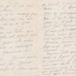 La guerre de 14-18 à travers les lettres de mon grand-oncle Jean-Pierre, item 41
