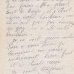 La guerre de 14-18 à travers les lettres de mon grand-oncle Jean-Pierre, item 42