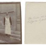 Pièce de théâtre montée par les blessés convalescents à l'hôpital de Menton, février 1915