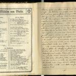 Kriegstagebuch von Hans-Joachim Röhr aus Görlitz - Band 2, item 13