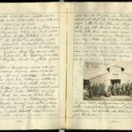 Kriegstagebuch von Hans-Joachim Röhr aus Görlitz - Band 2, item 104
