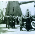 Imparatul  Wilhelm II  in Sibiu