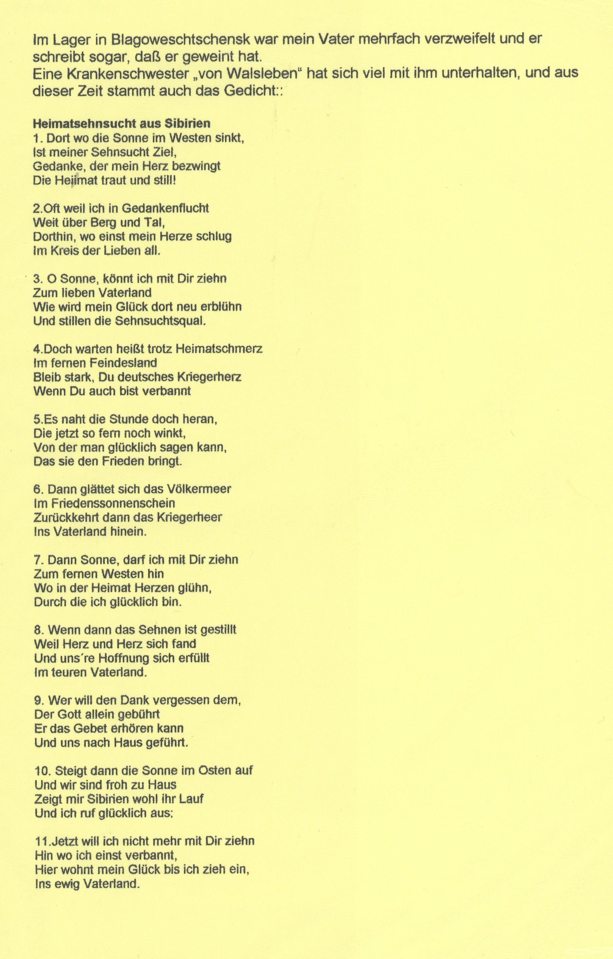 Meine liebe zu dir gedichte