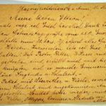 Feldpost Alwin Metz Januar bis September 1917, item 23