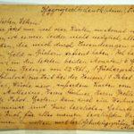 Feldpost Alwin Metz Januar bis September 1917, item 25