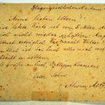 Feldpost Alwin Metz Januar bis September 1917, item 31