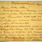 Feldpost Alwin Metz Januar bis September 1917, item 33