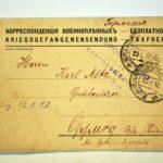 Feldpost Alwin Metz Januar bis September 1917, item 40