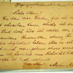 Feldpost Alwin Metz Januar bis September 1917, item 51