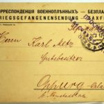 Feldpost Alwin Metz Januar bis September 1917, item 52