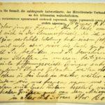 Feldpost Alwin Metz Januar bis September 1917, item 53