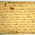 Feldpost Alwin Metz Januar bis September 1917, item 55