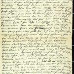 Hedwig Nehlsen schreibt ihrem Mann Wilhelm an die Westfront - 1917