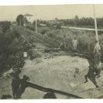 Fotografia della ferrovia
