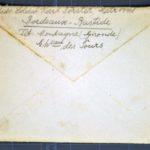 Karl Hermann Förster schreibt aus französischer Kriegsgefangenschaft - 1. Jahr: 1915, item 4