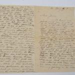 Brief van overgrootmoeder aan haar oma (van aanbrenger van dit verhaal)