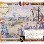 FRAD007_061 Le diplôme de mérite d'une écolière de Melle (Deux-Sèvres)