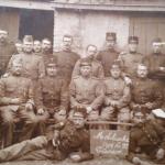 Friese soldaat in Vianen tijdens de mobilisatie