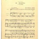 Τα τραγούδια του πολέμου, item 36