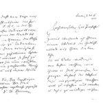 Brief Reinhold Sieglerschmidt an Prof. Nahworld