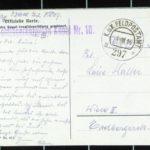 Propagandapostkarten und Korrespondenz von Aloisia Walter mit Franz Prisching, item 44