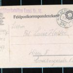 Aloisia Walter Korrespondenz mit Josef Strömer, item 5