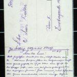 Aloisia Walter Korrespondenz mit Josef Strömer, item 19