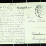 Aloisia Walter Korrespondenz mit Josef Strömer, item 25