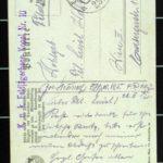 Aloisia Walter Korrespondenz mit Josef Strömer, item 36