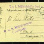 Aloisia Walter Korrespondenz mit Josef Strömer, item 37