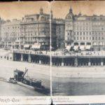 Zwei Postkarten aus dem Nachlass Johann Racher, item 6