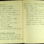 Kriegsgedichte von Hilda Heinze, geb. Blühm, item 10
