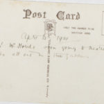 Harry Stanley Green's letters and medals, item 22